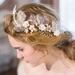 Neostar - Wedding Flower Hair Clip