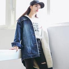 Everies - Long Denim Jacket