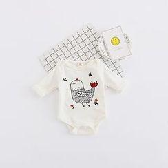 Cuckoo - Baby Printed Bodysuit