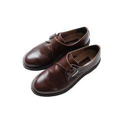 JOGUNSHOP - Buckled Loafers