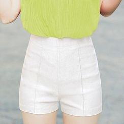 LITI - High Waist Shorts
