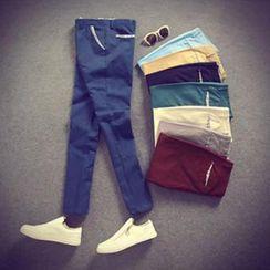 Alvicio - Straight Cut Pants