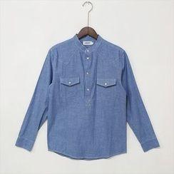 蔡先生 - 牛仔衬衫