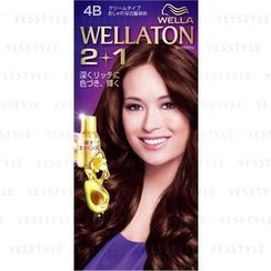 Wella - Wellation 2 + 1 Cream Hair Color (#5CL)