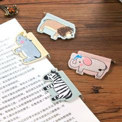 Home Simply - Animal Bookmark