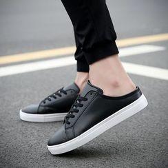 Gerbulan - Lace Up Sandals