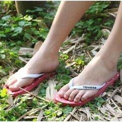 Tovoer - Patterned Flip-Flops