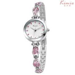 Periwinkle - Jeweled Bracelet Watch
