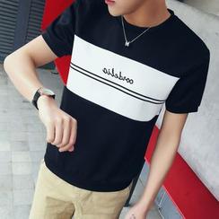 Blueforce - Panel Short-Sleeve T-Shirt