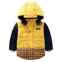 Endymion - 小童连帽夹棉夹克