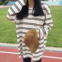 MATO - Striped Long Sleeve T-Shirt