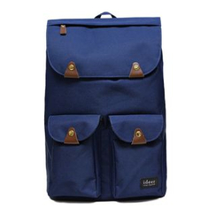 ideer - Taylor  - Laptop Backpack -  Bluberry