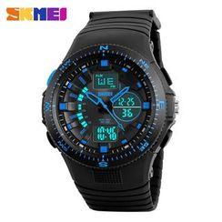 SKMEI - Analog Digital Watch