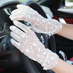 Kalamate - Lace Driving Gloves