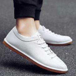 Araeo - Lace Up Causal Shoes