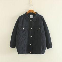 三木社 - 七分袖牛仔外套