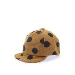 Ohkkage - Kids Polka-Dot Baseball Cap