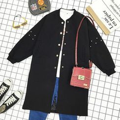 About a Girl - Embellished Knit Jacket