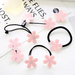 Coolgirl - Floral Hair Tie