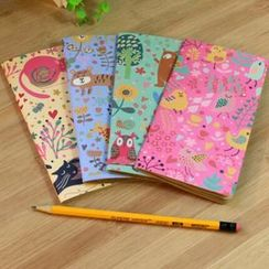 MissYou - Animal Print Notebook