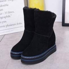南在南方 - 内增高短靴