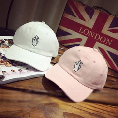 FROME - Embroidered Snapping Hand Baseball Cap