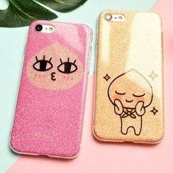 ZOTO - Cartoon Glitter Mobile Case - iPhone 7 / 7 Plus
