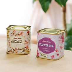 OH.LEELY - Tea Tin