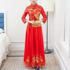 Shannair - Modern Wedding Cheongsam