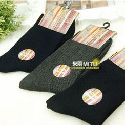MITU - Ribbed Socks