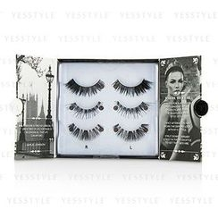 eylure - The London Edit False Lashes Multipack - #121, #117, #154 (Adhesive Included)
