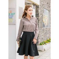 J-ANN - A-Line Skirt