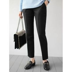 STYLEBYYAM - Slim-Fit Dress Pants