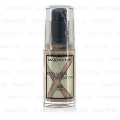 Max Factor - Second Skin Foundation - #070 Natural