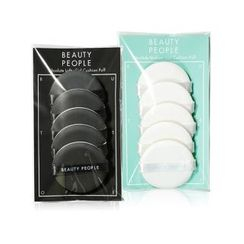 BEAUTY PEOPLE - Absolute Cushion Rubicell Puff 5pcs Set