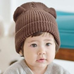 FROME - Kids Ear Accent Beanie