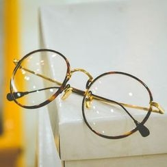 FaceFrame - Round Glasses