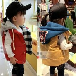 Spring Swallow - Kids Padded Vest