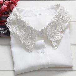 Eustacia - Crochet Decorative Collar