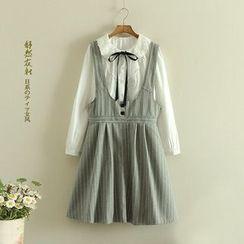 Storyland - Stripe Jumper Skirt