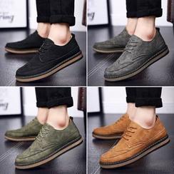 Ireoul - 布洛克牛津鞋