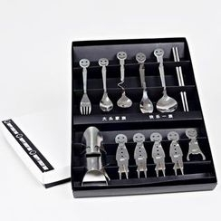Cloud Forest - Cutlery Set (6/ 12pcs)
