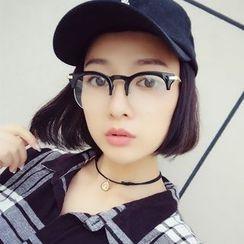 MOL Girl - Half Frame Glasses