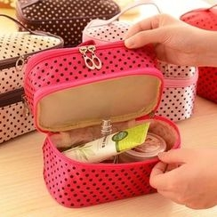 Showroom - Polka Dot Cosmetic Bag
