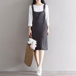 Epoch - Knit Jumper Dress