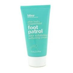 Bliss - Aloe Leaf + Peppermint Foot Patrol