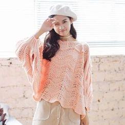 Tulander - Open Knit Sweater