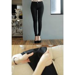 MyFiona - High-Waist Skinny Pants