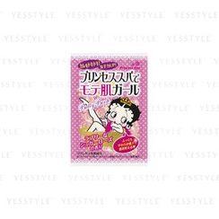 brilliant colors - MT Body Care Betty Boop Princess Spa Bath