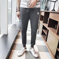JVI - 针织慢跑裤